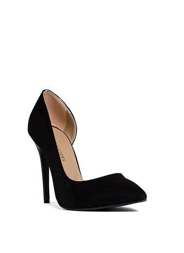 Sole Sisters Topuklu Ayakkabı Siyah - Polina Siyah